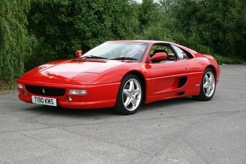 1999 Ferrari 355 GTS F1 For Sale (picture 2 of 6)