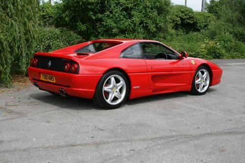1999 Ferrari 355 GTS F1 For Sale (picture 3 of 6)