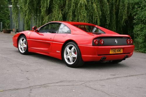 1999 Ferrari 355 GTS F1 For Sale (picture 4 of 6)