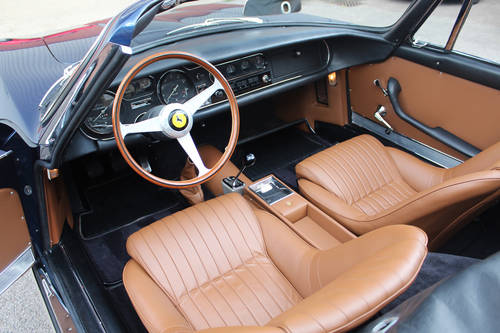 1966  Ferrari 275 GTB NART Spyder (LHD) for sale in London SOLD (picture 4 of 6)