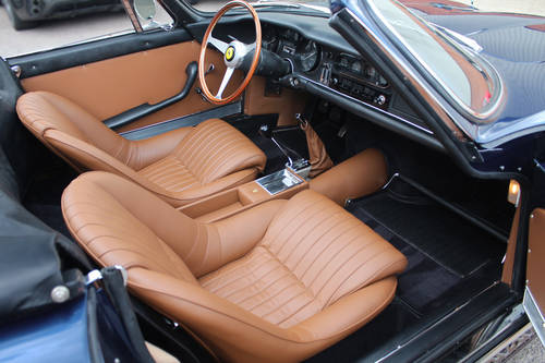 1966  Ferrari 275 GTB NART Spyder (LHD) for sale in London SOLD (picture 5 of 6)