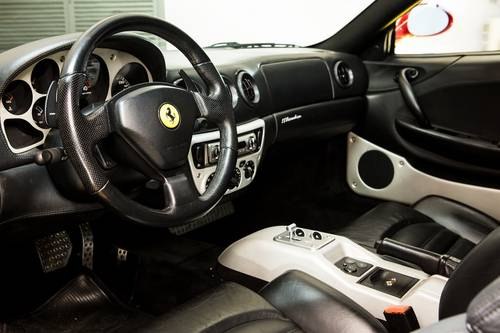 2000 Ferrari 360 Modena LHD low milliage  SOLD (picture 4 of 6)