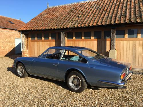 1970 Ferrari 365 GT 2+2 RHD For Sale (picture 1 of 3)