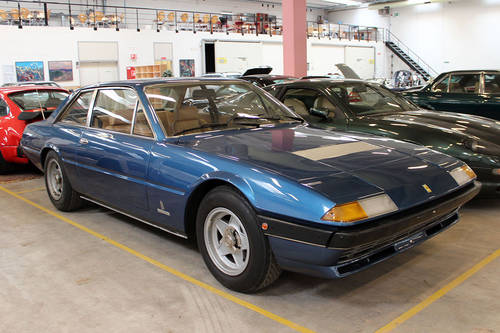 1975 Ferrari 365 GT4 2+2 LHD For Sale (picture 1 of 6)