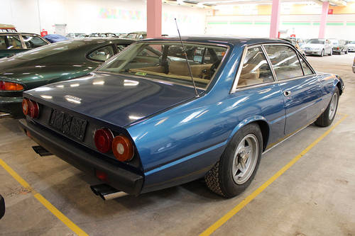 1975 Ferrari 365 GT4 2+2 LHD For Sale (picture 2 of 6)