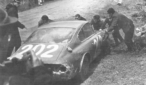 1966 ASA-FERRARI one-off Vetroresina berlinetta For Sale (picture 6 of 6)