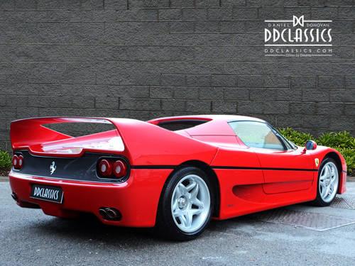 1997 Ferrari F50 (LHD) SOLD (picture 2 of 6)