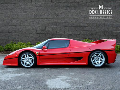 1997 Ferrari F50 (LHD) SOLD (picture 3 of 6)
