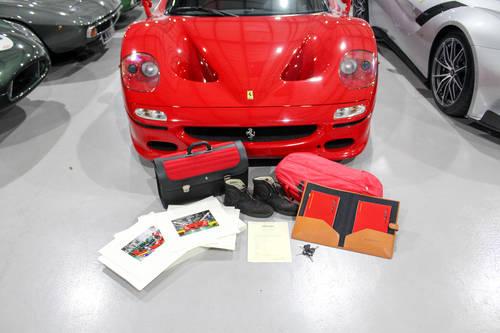 1997 Ferrari F50 (LHD) SOLD (picture 6 of 6)