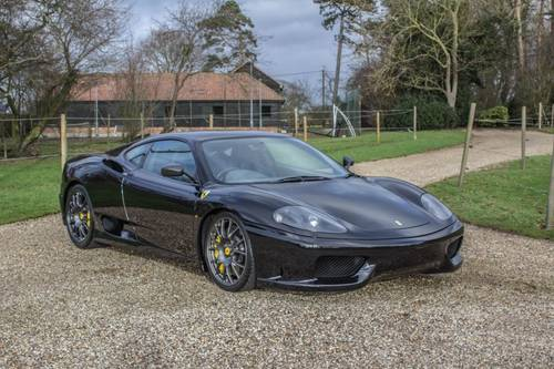 2004 360 Challenge Stradale Uk Supplied Sold Car And Classic