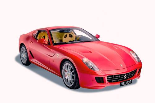 2007 One owner Ferrari 599 GTB 7800km LHD  SOLD (picture 1 of 3)