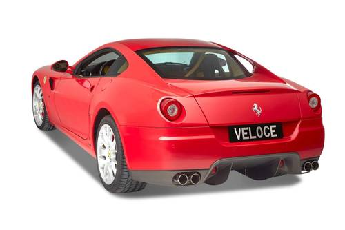 2007 One owner Ferrari 599 GTB 7800km LHD  SOLD (picture 2 of 3)