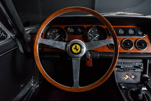 1967 Ferrari 330 GT For Sale (picture 5 of 6)