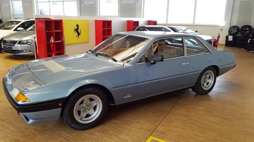 1978 Ferrari 400 GT - rare manual + carburettors For Sale (picture 1 of 6)