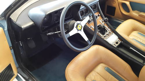 1978 Ferrari 400 GT - rare manual + carburettors For Sale (picture 6 of 6)