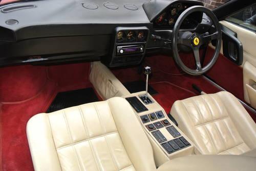 1987 FERRARI 328 GTB                       Original UK example ! For Sale (picture 4 of 6)