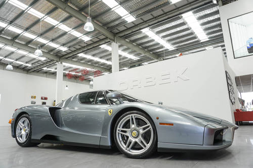 2004 FERRARI ENZO SOLD (picture 1 of 6)