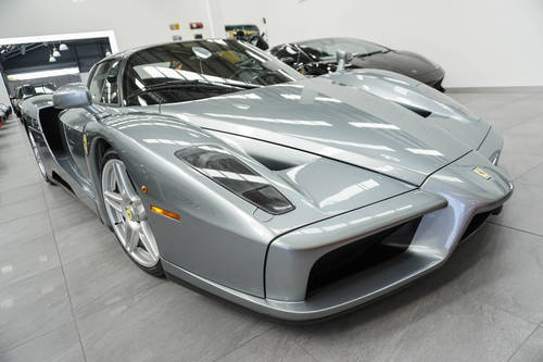 2004 FERRARI ENZO SOLD (picture 2 of 6)