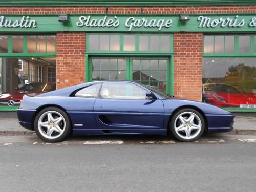 1995 Ferrari 355 GTB Coupe Manual  For Sale (picture 1 of 4)
