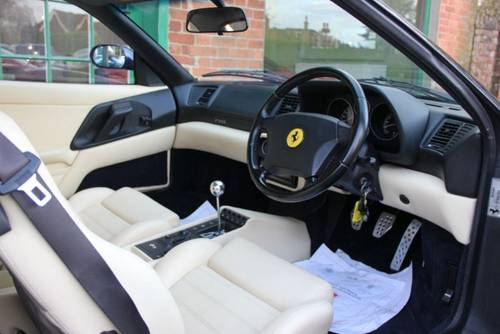 1995 Ferrari 355 GTB Coupe Manual  For Sale (picture 4 of 4)