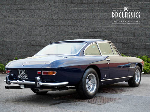 1966 Ferrari 330 GT 2+2 Series II (LHD) SOLD (picture 2 of 6)