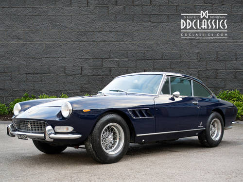1966 Ferrari 330 GT 2+2 Series II (LHD) SOLD (picture 1 of 6)