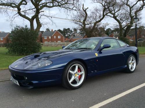 1999 LOOKING FOR EXCEPTIONAL FERRARI. 550, 575, 599, CALIFORNIA  For Sale (picture 1 of 6)
