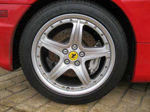 2004 Ferrari 360 3.6 Coupe Modena F1 LHD  For Sale (picture 2 of 6)
