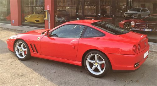 2000 Ferrari 550 WSR For Sale (picture 2 of 6)