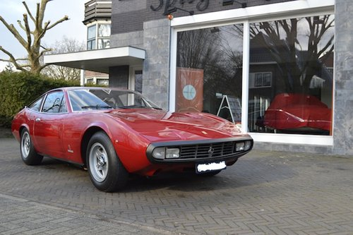 1972 Ferrari 365 GTC 4 ONLY 20.000 KMS !! For Sale (picture 1 of 6)