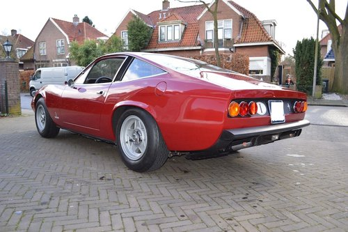 1972 Ferrari 365 GTC 4 ONLY 20.000 KMS !! For Sale (picture 2 of 6)