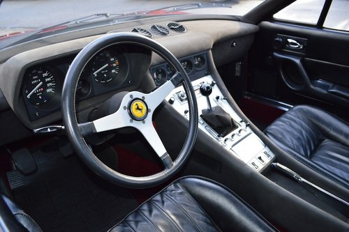 1972 Ferrari 365 GTC 4 ONLY 20.000 KMS !! For Sale (picture 4 of 6)