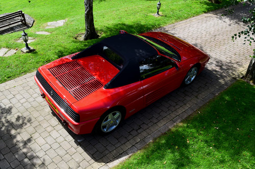 1996 348 Spider  For Sale (picture 6 of 6)