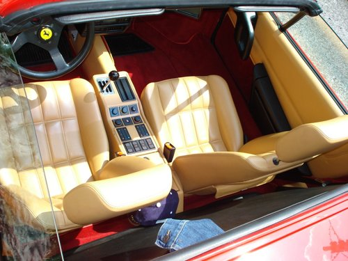 Ferrari 328 GTS Like new top condition original paint 1990 l For Sale (picture 2 of 4)