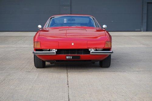 1972 Ferrari 365 GTB/4 Daytona RHD--Ex Elton John-- For Sale (picture 4 of 6)