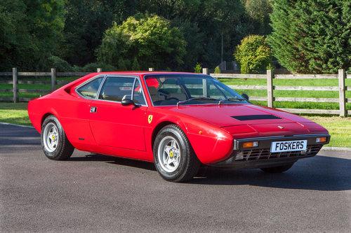 1978 Ferrari 308 GT4 For Sale (picture 1 of 6)