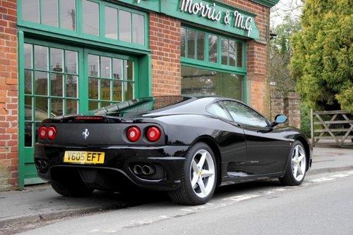 1999 Ferrari 360 Coupe F1 SOLD (picture 3 of 5)