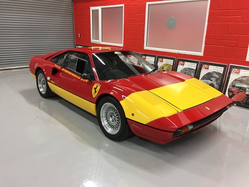 1976 Ferrari 308 GTB VETROSINA 1 Race car and 1 Road car like new For Sale (picture 2 of 6)