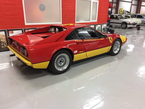 1976 Ferrari 308 GTB VETROSINA 1 Race car and 1 Road car like new For Sale (picture 3 of 6)