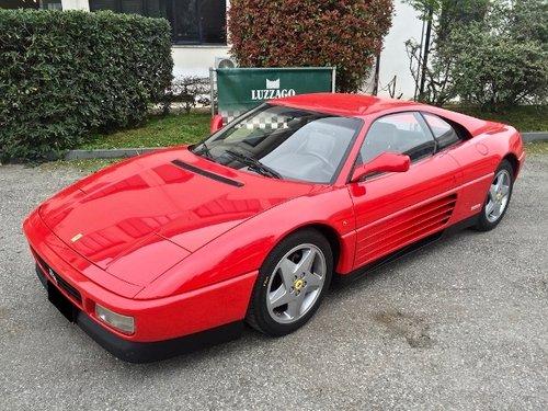 1990 Ferrari - 348 TB ORIGINAL CONDITIONS SOLD (picture 1 of 6)