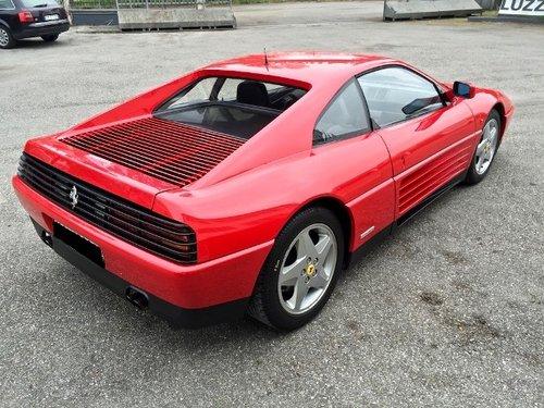 1990 Ferrari - 348 TB ORIGINAL CONDITIONS SOLD (picture 3 of 6)