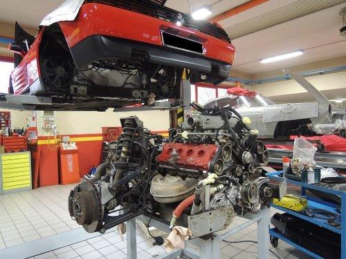 1990 Ferrari - 348 TB ORIGINAL CONDITIONS SOLD (picture 4 of 6)
