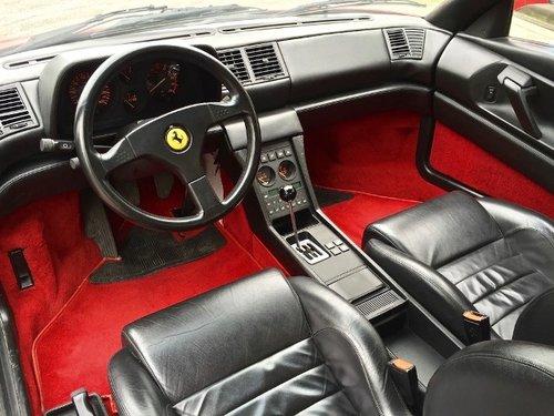 1990 Ferrari - 348 TB ORIGINAL CONDITIONS SOLD (picture 5 of 6)