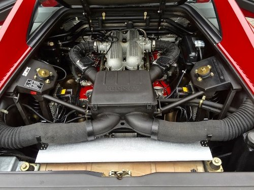 1990 Ferrari - 348 TB ORIGINAL CONDITIONS SOLD (picture 6 of 6)