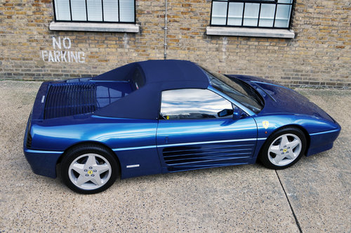 1995 Ferrari 348 Spider UK, RHD, Low miles For Sale (picture 3 of 6)