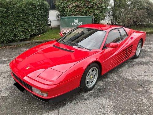 1990 Ferrari - Testarossa - GREAT CONDITIONS SOLD (picture 1 of 6)