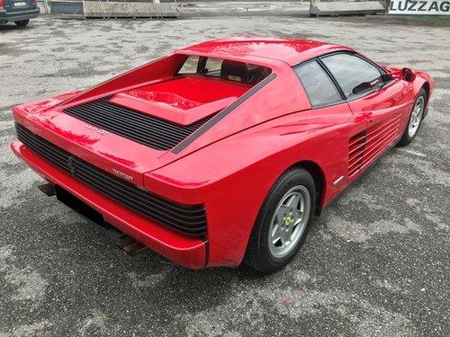 1990 Ferrari - Testarossa - GREAT CONDITIONS SOLD (picture 2 of 6)