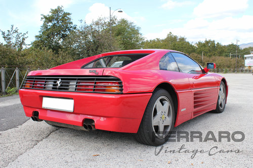 1991 Ferrari 348 TS SOLD (picture 3 of 6)
