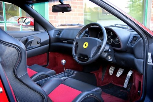 1998 Ferrari 355 GTB Manual Coupe  SOLD (picture 4 of 4)