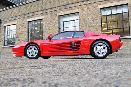 1990 Ferrari Testarossa, UK RHD, stunning original condition For Sale (picture 3 of 6)